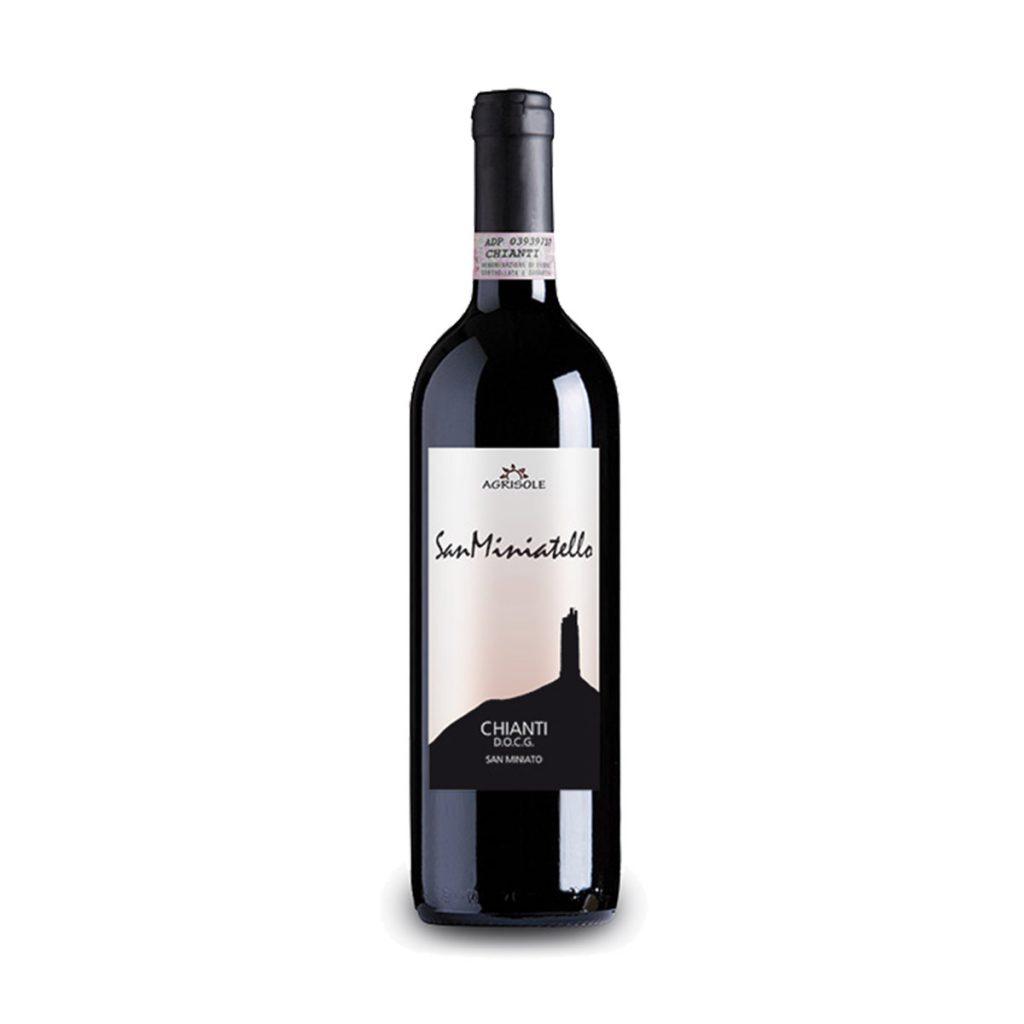 Sanminiatello Chianti Wine